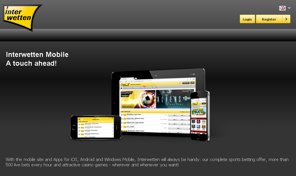 Interwetten Sportsbook Review And Mobile Betting Guide