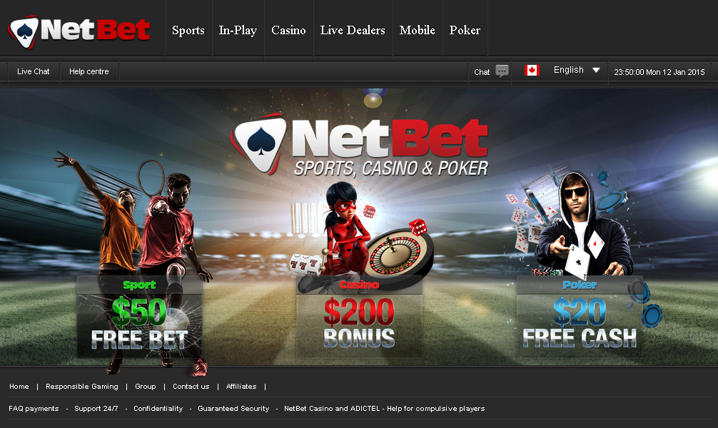 netbet official website