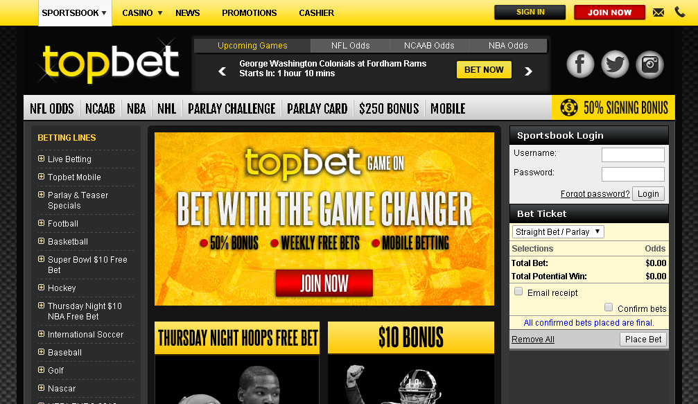 topbet official website